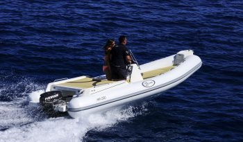 Gommone Saver MG 520 completo
