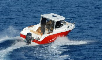 Saver MANTA 21 FISHER DELUXE completo