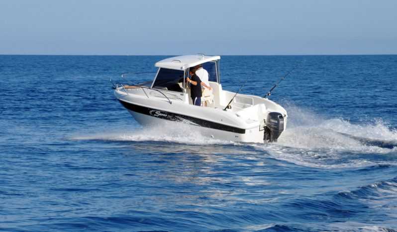 Saver 590 CABIN FISHER completo