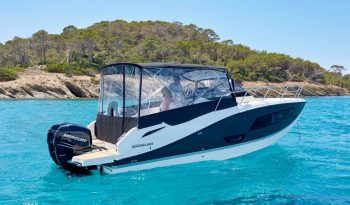 QUICK SILVER ACTIV 755 SUNDECK completo