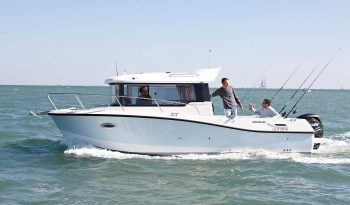 QUICK SILVER CAPTUR 755 PILOTHOUSE completo